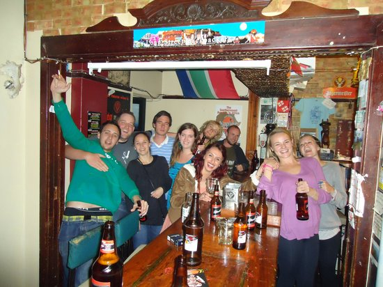 Long Street Backpackers: Wie eine grosse Familie