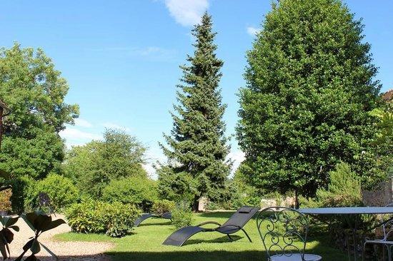 Le Clos Dormont - Le Jardin