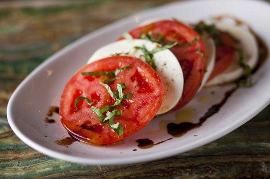 Stalla: Fresh Mozzarella and Tomato