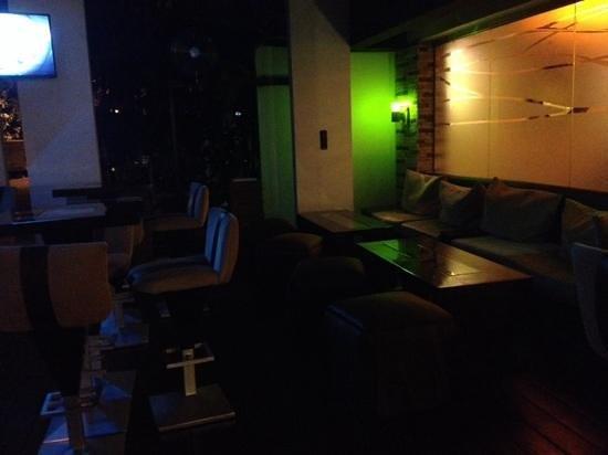 Pedro Restaurant : outside bar