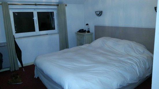 Antigone Hotel : Il letto comodissimo