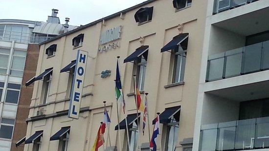 Antigone Hotel: H come Hotel