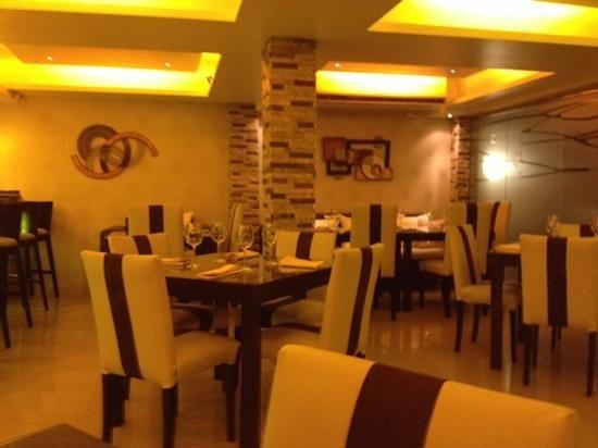 Pedro Restaurant : inside view