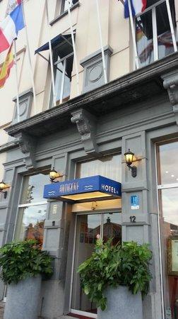 Antigone Hotel: Da prenotare