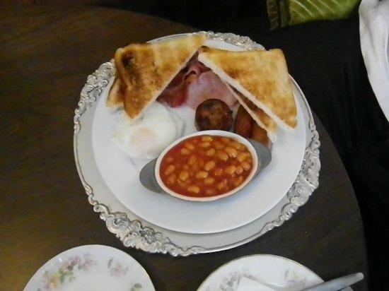 Ferryman Hotel: Breakfast