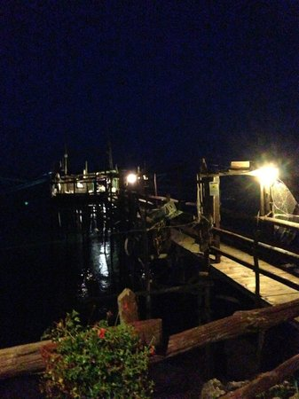 Trabocco Valle Grotte