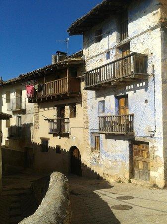 Restaurante Tastavins: Calles de Peñarroya de Tastavins