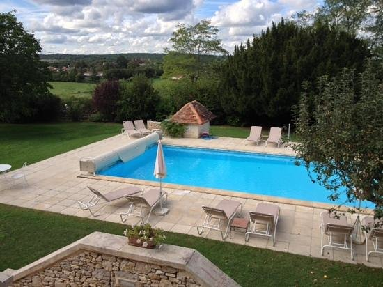Le Troubadour: beautiful location 2-3 miles from Rocamadour