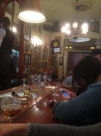 Proeflokaal Arendsnest : The Bar