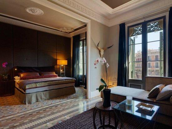 Suite A Bcn: Habitación