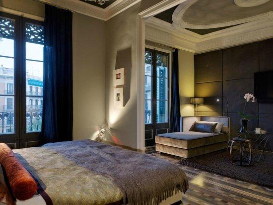 Suite A Bcn: Habitación Suite