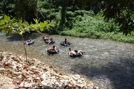 Calypso Rafting: River Tubing down the White River