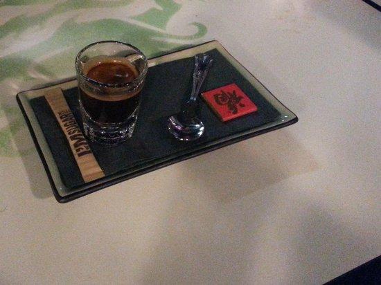 LE EN: All important espresso