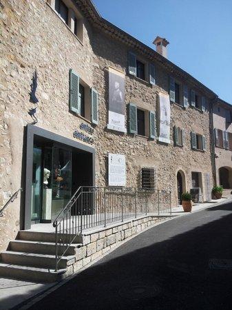 Exterior of Musee d'Art Classique de Mougins