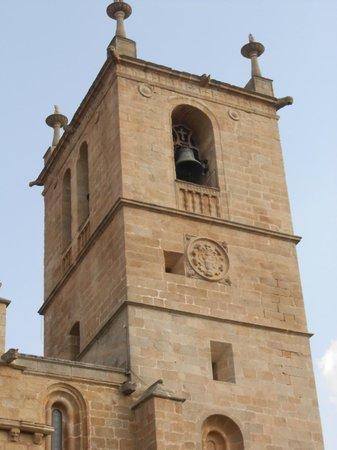 Concatedral de Santa María de Cáceres: Torre