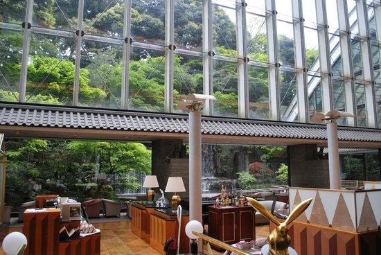 Meguro Gajoen: restaurant de l'hotel