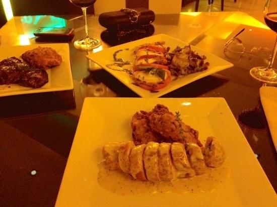 Pedro Restaurant : my orders (great food)