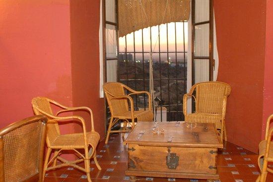 Casa Puerta de Cordoba: Balcón con vistas