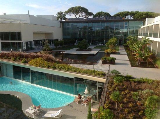 Onyria Marinha Edition Hotel & Thalasso: Vue de la chambre