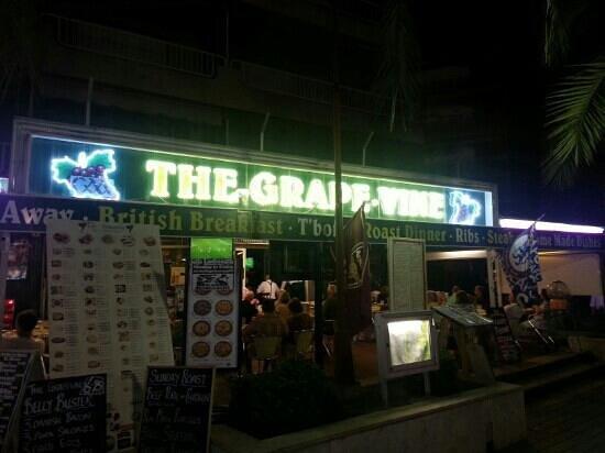 The Grapevine: ;)