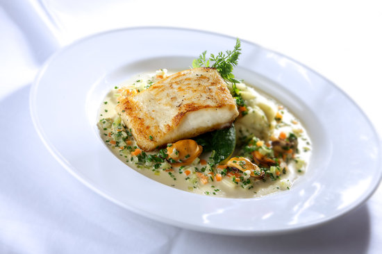 The Restaurant at Duisdale House Hotel: Delicious dining