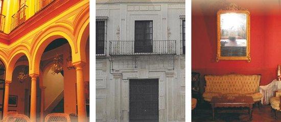 Casa Puerta de Cordoba: El Edificio