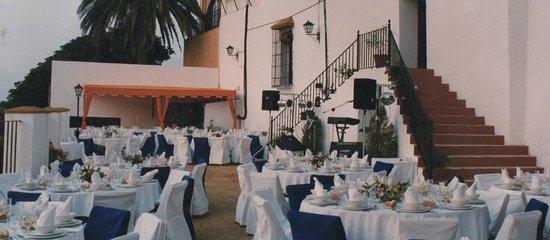 Casa Puerta de Cordoba: Terraza
