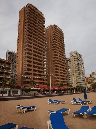 Apartamentos Les Dunes Suites: Vistas de los apartamentos