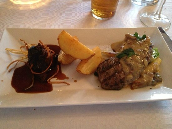 Strampen : main course