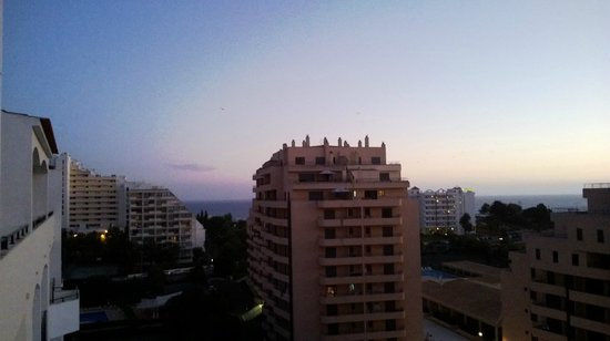 Flor da Rocha - Touristic Apartments : View from Apartment