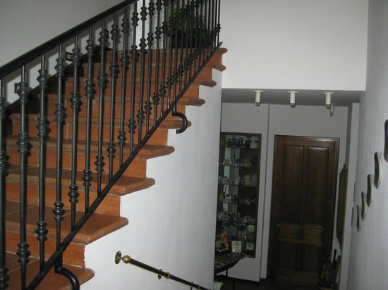 Casa Nini B&B: Stairs to the rooms
