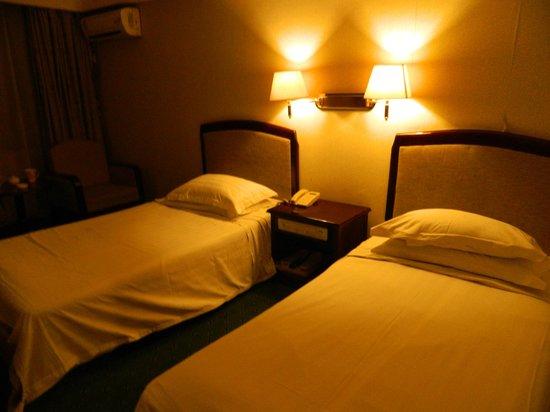 Red Coral Hotel: Pokój