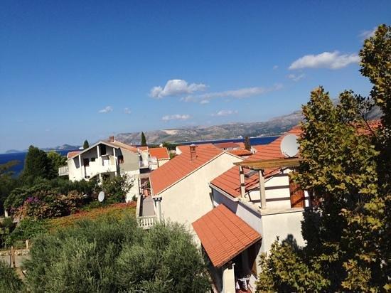 Bacan Serviced Apartments: utsikt fra leiligheten i 3 etasje