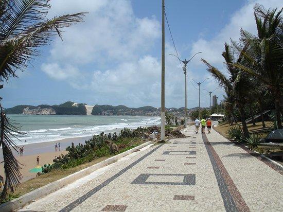 Riverside Ponta Negra : Cartão postal a menos de 10 min do hotel