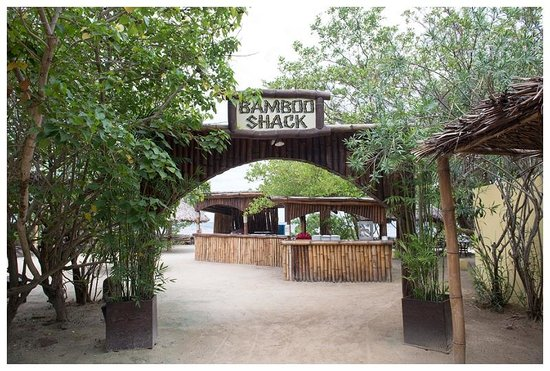 Sandals Royal Caribbean Resort and Private Island: Best Lunch @ the Bamboo Shack on the island