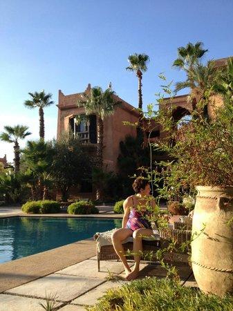 Tigmiza - Suites & Pavillons: le paradis