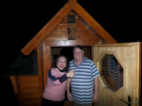 Corrie Liath B & B: The friendly and hospitality owner, Andy