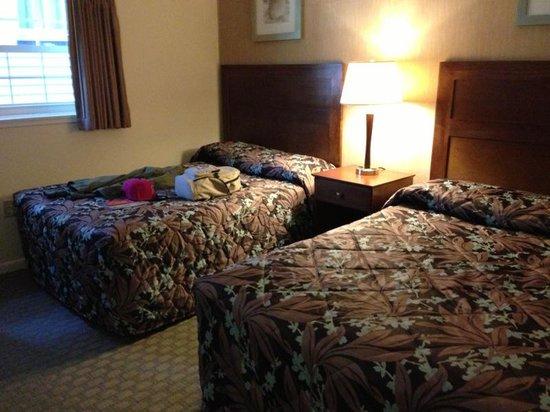 Victorian Motel: dormitorio