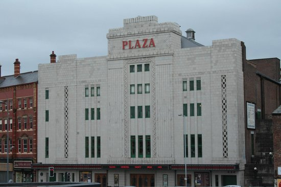 The Plaza: View from A6