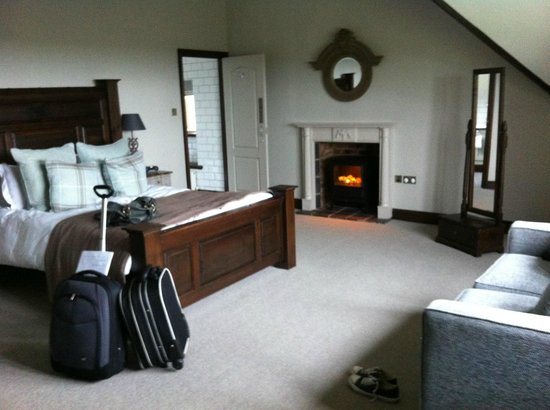 Weston Hall: Tixall Room
