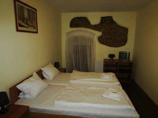 Hotel Stary Pivovar: COmfortable But Not So Quiet Room