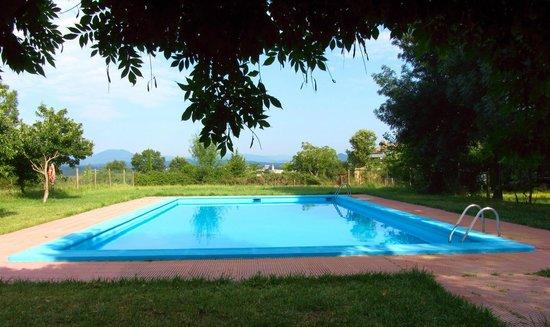 Fornells de la Selva, Spain: piscin