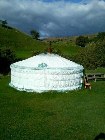 Keld Bunkbarn: Park House Yurt
