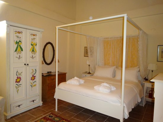 The Muses House Boutique Hotel: The Thalia Room
