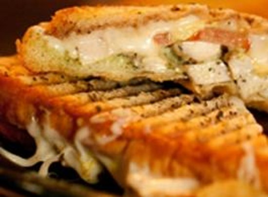 Italian Chicken Panini - Picture of MacKenzie River Pizza Co, Spokane ...