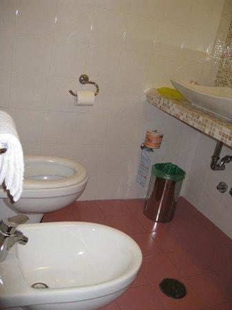 Hotel Versailles: bathroom