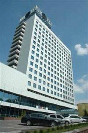 Hotel Premier Rostov: Внешний вид