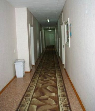 Avtotransportnik Hotel: Коридор