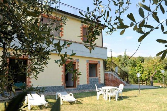 La struttura picture of casa vacanze poggio delle rose chianciano terme tripadvisor - La casa delle vacanze ...