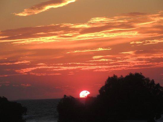 Costa Angela: Sonnenuntergang